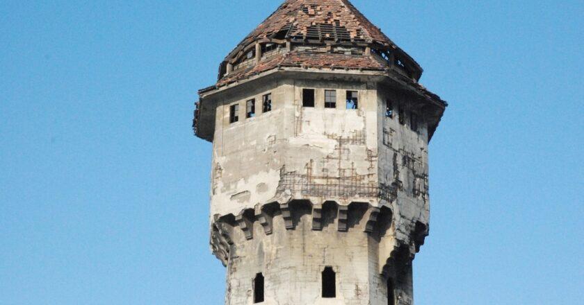 Wieża wodna huty Uthemann