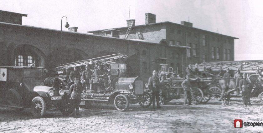 Kronika hutniczej Straży Pożarnej