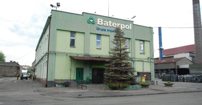 Baterpol S.A. (dawniej huta Walther Croneck)