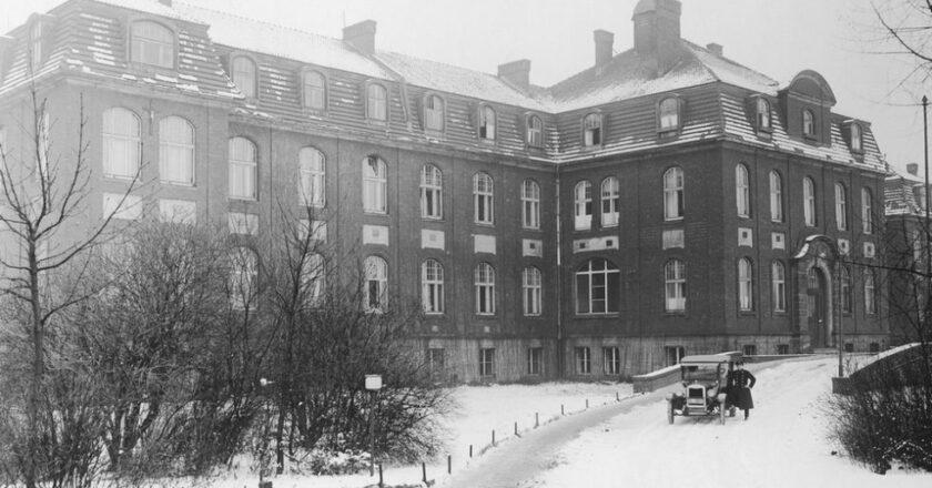 Szpital hutniczy w Roździeniu