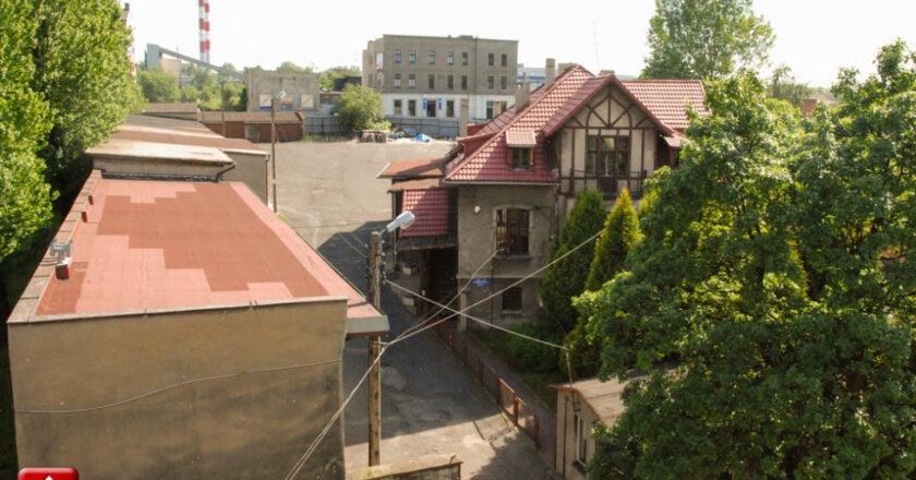 Firma Eryk Jacobsen, Roździeń-Szopienice
