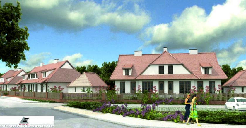 Katowickie TBS ogłosiło przetarg na budowę domków jednorodzinnych na Giszowcu