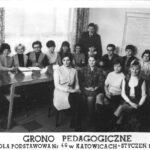 Krótka historia Szkoły Podstawowej nr 46 w Katowicach