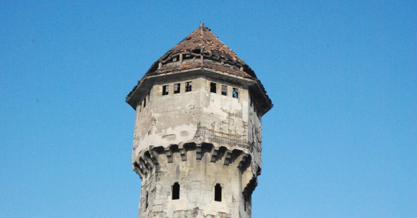 Wieża wodna huty Uthemann sprzedana