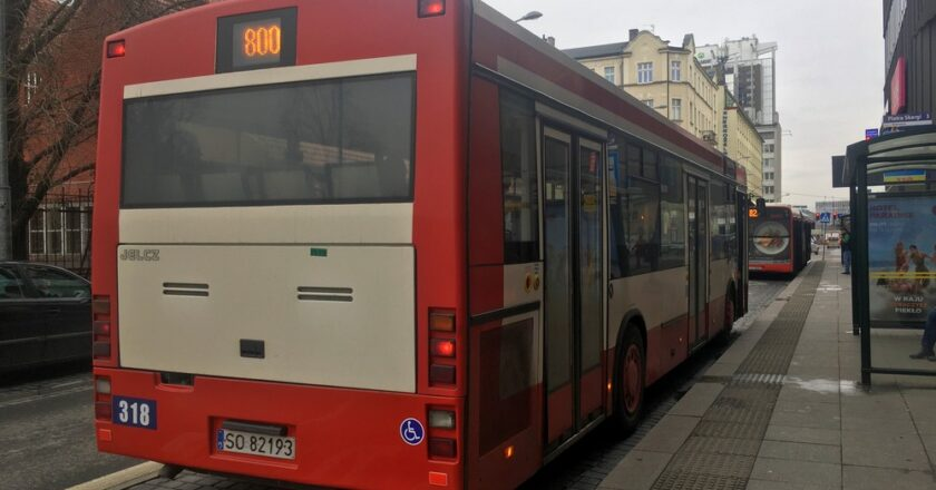 Zajezdnia autobusowa jednak nie powstanie w Szopienicach  ani w Dąbrówce Małej