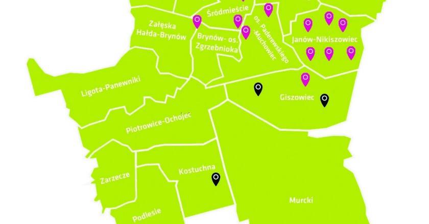 Akcja dzielnica. Zielone inwestycje miasta