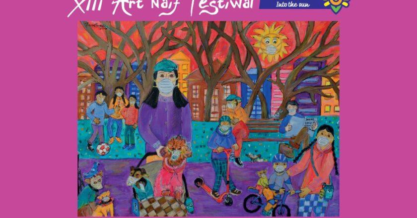 XIII Art Naif Festiwal – W stronę Słońca
