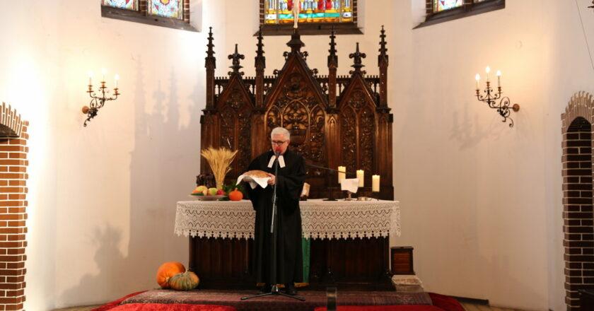 Ewangelicy obchodzili Dziękczynne Święto Żniw