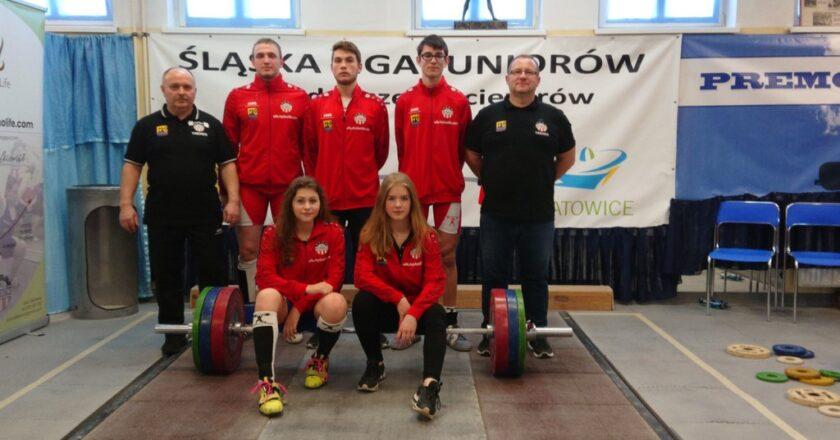 I rzut Śląskiej Ligi Juniorów U20