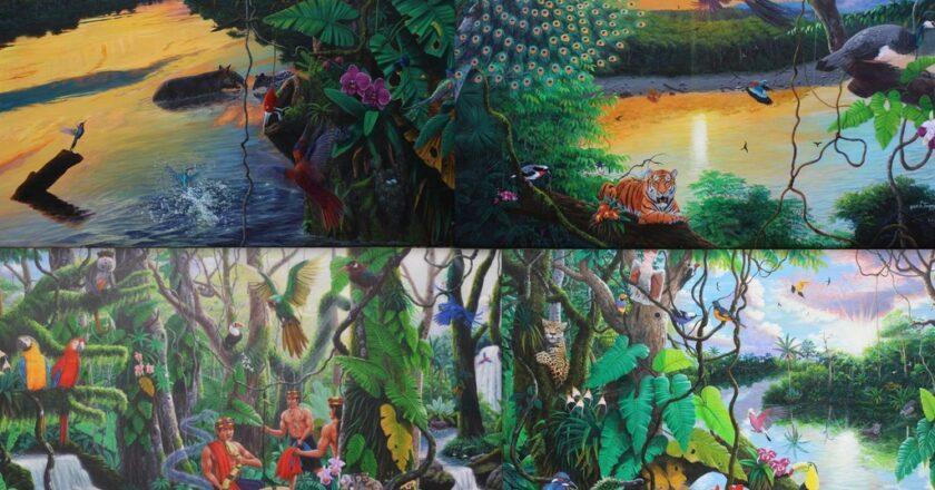 Artysta z Ekwadoru zwycięzcą XII Art Naif Festiwalu