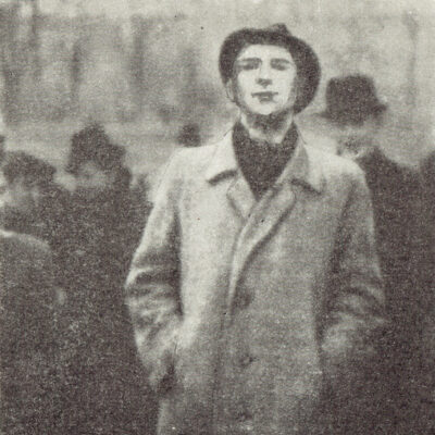 Józef Ryszka. Buks. Poeta. Konspirator.