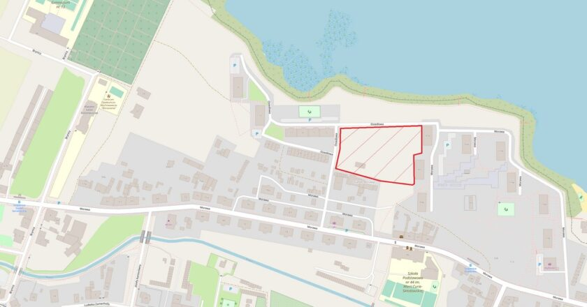 Obok Stawu Morawa powstanie nowe osiedle?
