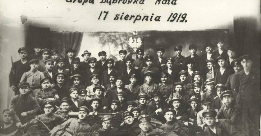 Pierwsze powstanie śląskie na terenie Dąbrówki Małej i Burowca