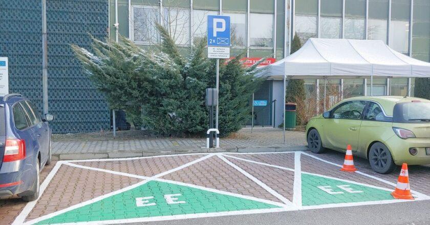Elektromobilne Katowice: 20 nowych punktów ładowania od GreenWay Polska