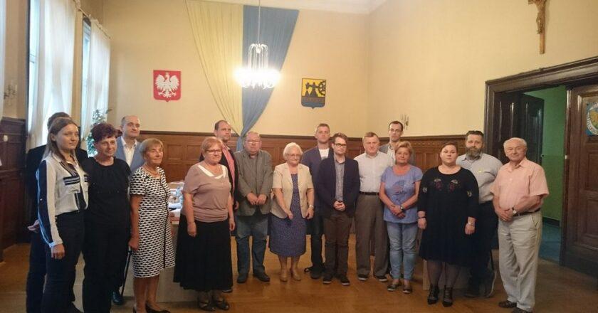 Podsumowanie roku działalności VI kadencji RJP nr 15 Szopienice-Burowiec