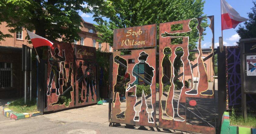 Art Naif, Rozruch Maszyn i Industriada w Szybie Wilson