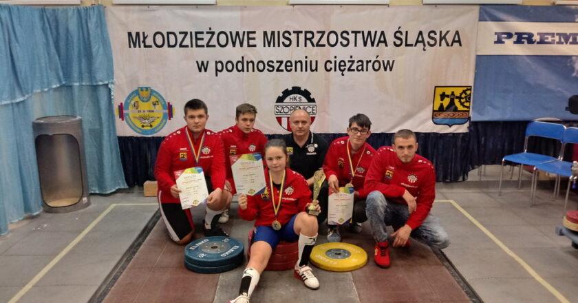 Mistrzostwa Śląska w podrzucie do 20 i 23 lat