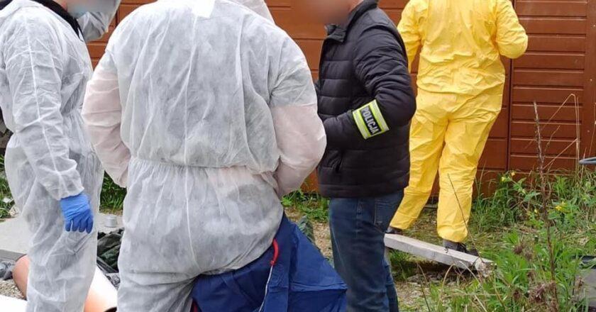 Tragiczny finał poszukiwań 11-latka z Dąbrówki Małej