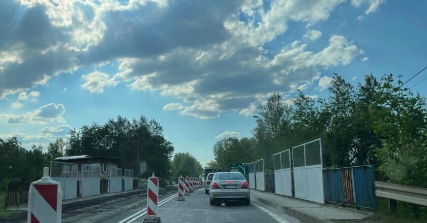 Remont wiaduktu w ciągu ulicy Krakowskiej